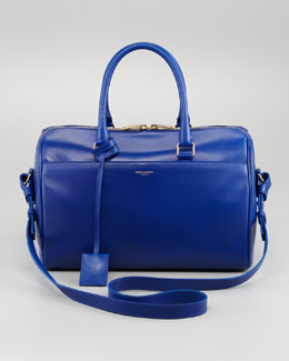 Saint Laurent Duffel 6 Saint Laurent Bag, Blue