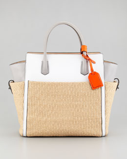 Reed Krakoff Atlantique Tote Bag, Decoy Ash Multi