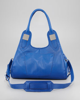 Rachel Zoe Lucas Small Leather Shopper