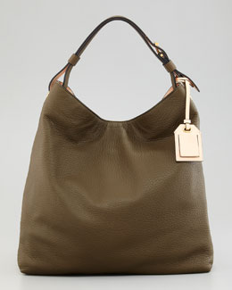 Reed Krakoff Standard Hobo Bag, Saddle Brown