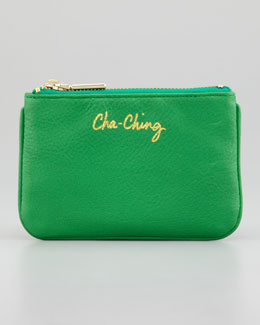 Rebecca Minkoff Cory Cha-Ching Pouch, Jungle