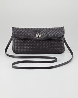 Bottega Veneta Mini Turn-Lock Shoulder Bag