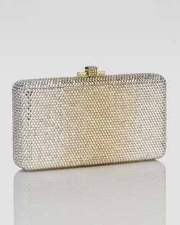 Judith Leiber Airstream Clutch Bag, Large