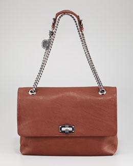 Lanvin Happy Large Shoulder Bag