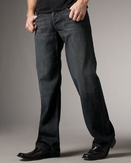 7 For All Mankind Montana Relaxed Jeans
