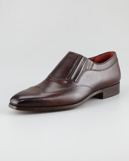Magnanni for Neiman Marcus Wing-Tip Loafer