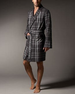 Burberry Beat Check Robe