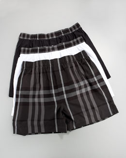 Burberry Boxer Set