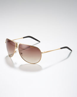 Carrera Gipsy Metal Aviators, Golden