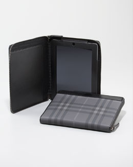 Burberry Check iPad Desk Case