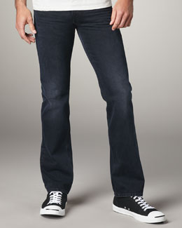 Burberry Brit Black Super Soft Jeans