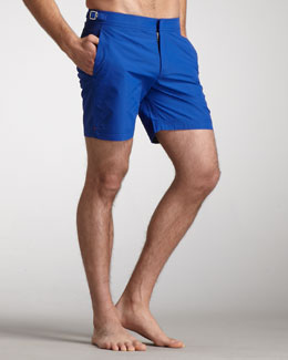 Orlebar Brown Bulldog Swim Shorts, Mazanine