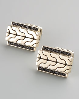 John Hardy Classic Chain Cuff Links