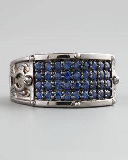 Stephen Webster Sapphire Inlay Ring