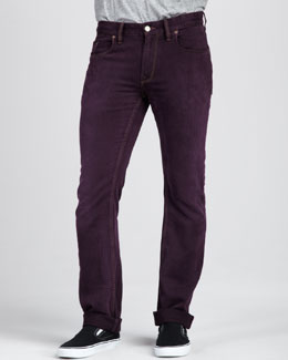 Robert Graham Denim Southpaw Jeans, Nice Purple