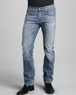 AG Adriano Goldschmied Matchbox 14-Year Jeans