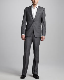 Versace Collection Peak-Lapel Suit