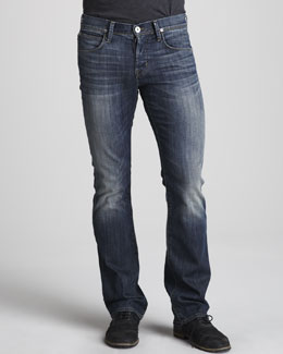 Hudson Clifton Boot-Cut Roadstarr Jeans