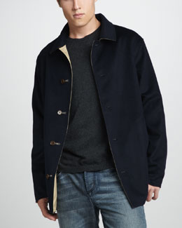 Peter Millar Matthew Reversible Coat