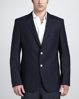 Hugo Boss Two-Button Blazer