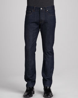 Etro Dark Regular-Fit Jeans