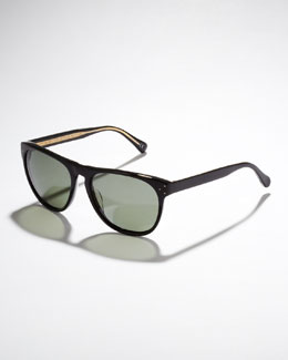 Oliver Peoples Daddy B Plastic Sunglasses