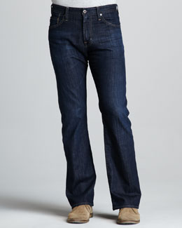 AG Adriano Goldschmied Hero Relaxed Driftwood Jeans