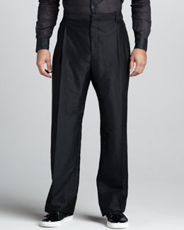 Lanvin Oversized Pants