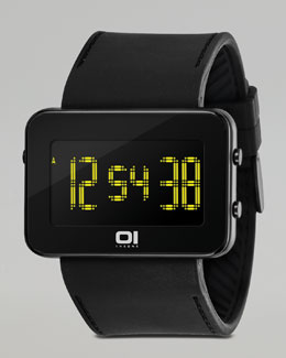 01 The One Watches LED Digital Watch
