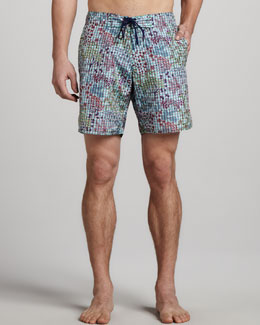Zachary Prell Ogunquit Swim Trunks