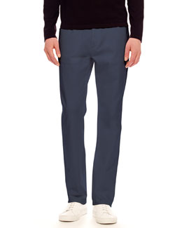 MICHAEL KORS  Relaxed Stretch-Twill Pants