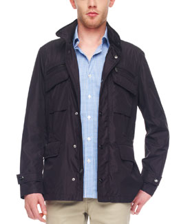 MICHAEL KORS  Nylon Utility Jacket