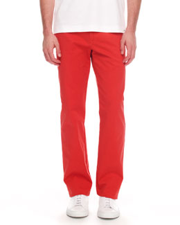 MICHAEL KORS Soft Chino Pants