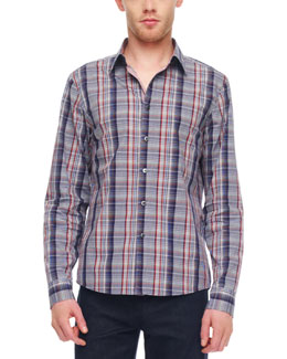 MICHAEL KORS Ryder Check Shirt
