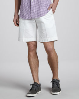 Polo Ralph Lauren GI Shorts, White