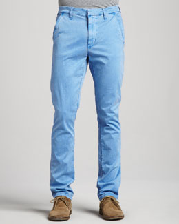 Joe's Jeans Brixton Slim Ultra Blue Jeans