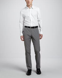 Hugo Boss Washed Cotton Pants