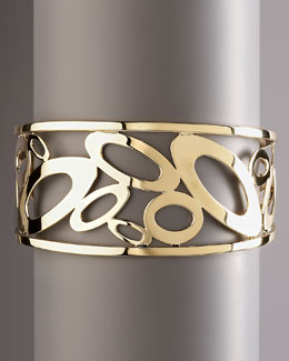 Roberto Coin Chic & Shine Cuff Bracelet