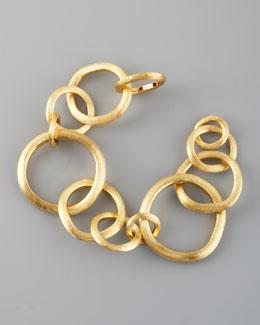 Marco Bicego Jaipur Gold Link Bracelet, Large