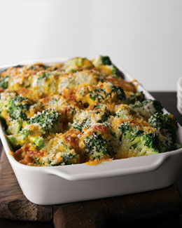 Broccoli & Cheese Casserole