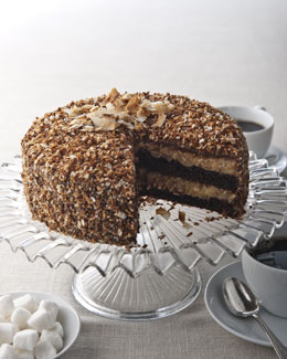 NM EXCLUSIVE German Chocolate Cake