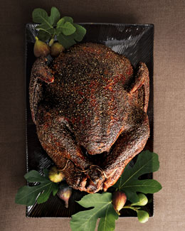 CAJUN TURKEY COMPANY Roasted Jerk Turkey