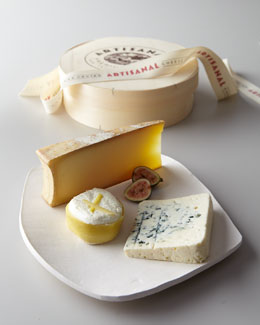 Three-Cheese Course