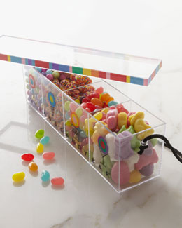 Dylan's Candy Bar Spring Candy Caddy
