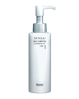 Kanebo Sensai Collection Silky Purifying Cleansing Oil