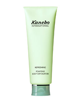 Kanebo Sensai Collection Refreshing Foaming Body Exfoliator