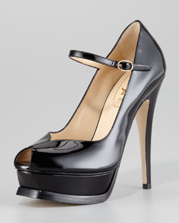 Yves Saint Laurent Tribute Mary Jane Pump