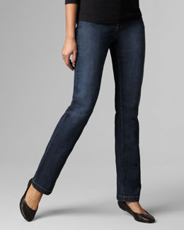 Not Your Daughter's Jeans Hayden Straight-Leg Jeans