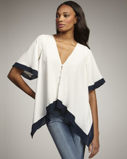 Elizabeth and James Adeline Blouse