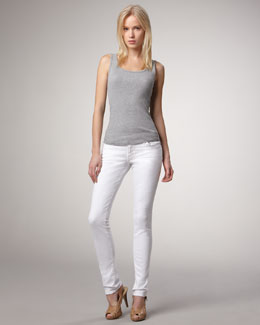 Current/Elliott The Skinny Sugar Jeans